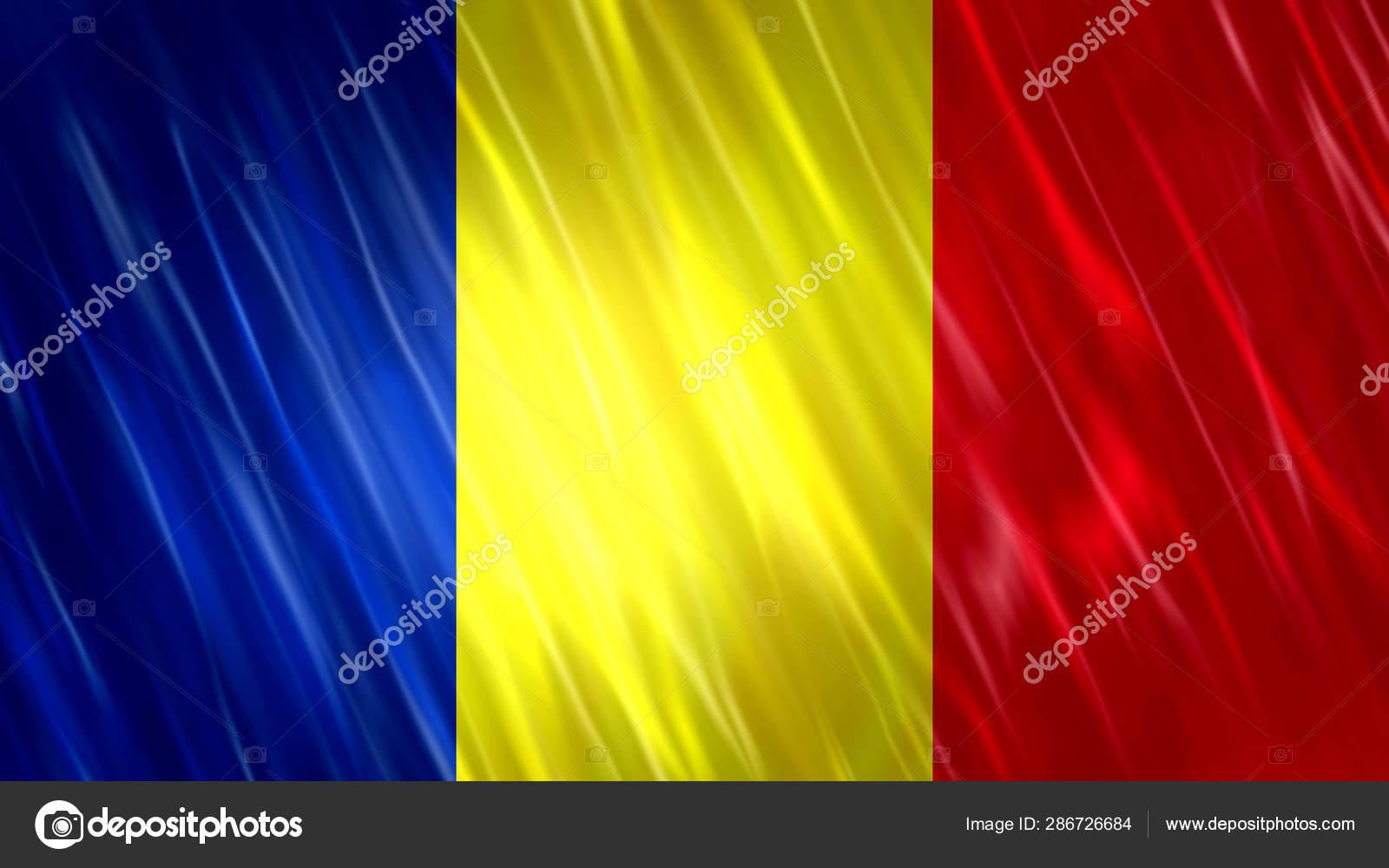 Romania Flag Print Wallpaper Purposes Size 7680 Width 4320