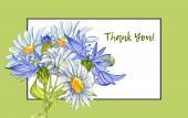 Fotografie Aquarell Blumen Rahmen Abbildung