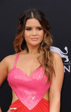 singer Maren Morris at the 2018 Billboard Music Awards held at the MGM Grand Garden Arena in Las Vegas, USA on May 20, 2018.