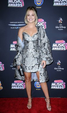 Olivia Holt at the 2018 Radio Disney Music Awards held at the Loews Hotel in Hollywood, USA on June 22, 2018.