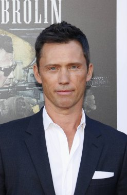 actor Jeffrey Donovan at the Los Angeles premiere of 'Sicario: Day Of The Soldado' held at the Regency Village Theatre in Westwood, USA on June 26, 2018.