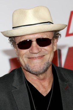 actor Michael Rooker at the Los Angeles premiere of 'Ant-Man And The Wasp' held at the El Capitan Theatre in Hollywood, USA on June 25, 2018.