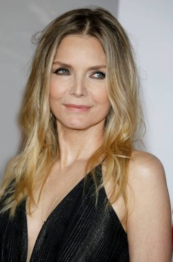 actress Michelle Pfeiffer at the Los Angeles premiere of 'Ant-Man And The Wasp' held at the El Capitan Theatre in Hollywood, USA on June 25, 2018.