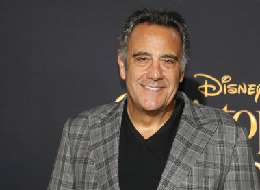 actor Brad Garrett at the Los Angeles premiere of 'Christopher Robin' held at the Walt Disney Studios in Burbank, USA on July 30, 2018.