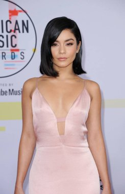 Vanessa Hudgens at the 2018 American Music Awards held at the Microsoft Theater in Los Angeles, USA on October 9, 2018.