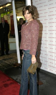 actress Lisa Rinna at the Book Launch Party For
