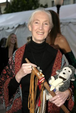 30 October 2004 - Los Angeles, California - Dr. Jane Goodall. In Defense of Animals Hosts 2nd Annual Guardian Award at the Paramount Studios in Los Angeles.