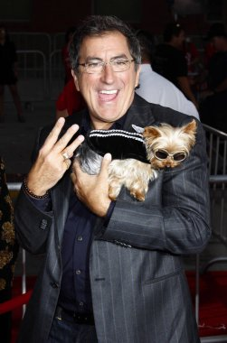 director Kenny Ortega at the Los Angeles premiere of 'High School Musical 3: Senior Year' held at the Galen Center in Los Angeles, USA on October 16, 2008.