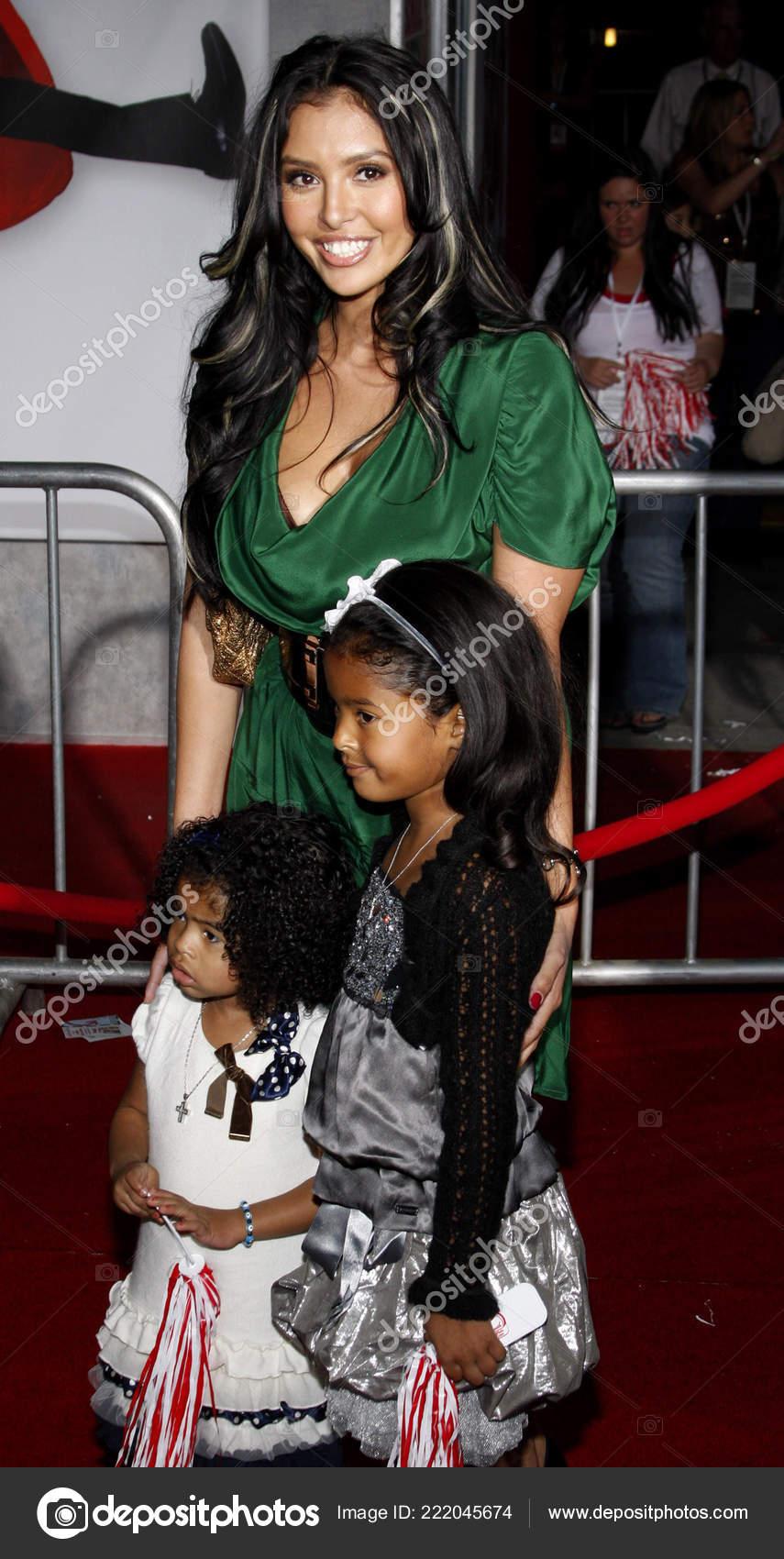 f748082c69c92 Femme de Kobe Bryant Vanessa Bryant à la Los Angeles premiere de