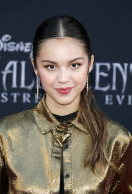 actress Olivia Rodrigo at the World premiere of Disney's 'Maleficent: Mistress Of Evil' held at the El Capitan Theatre in Hollywood, USA on September 30, 2019.