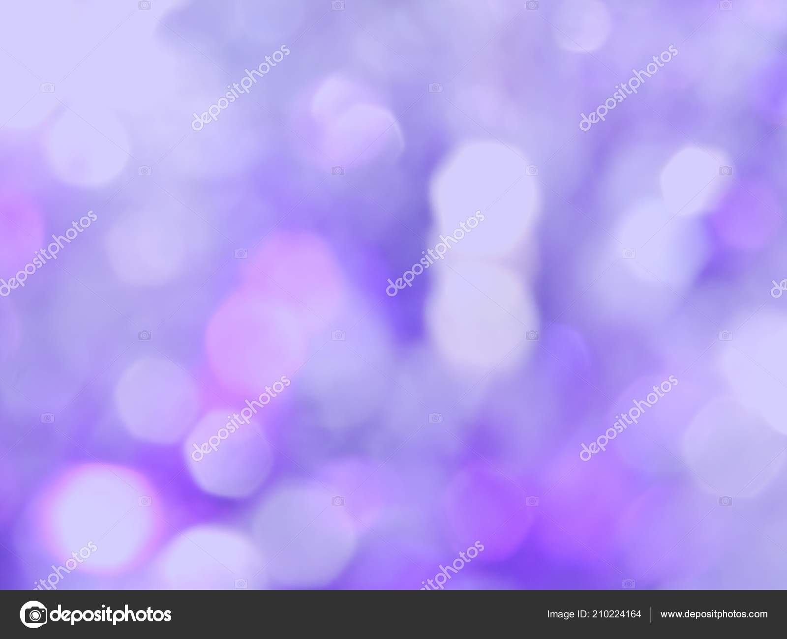 Purple Color Abstract Background Blurred Defocus Bokeh Light