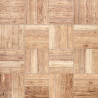 Wooden parquet board seamless texture, illustration
