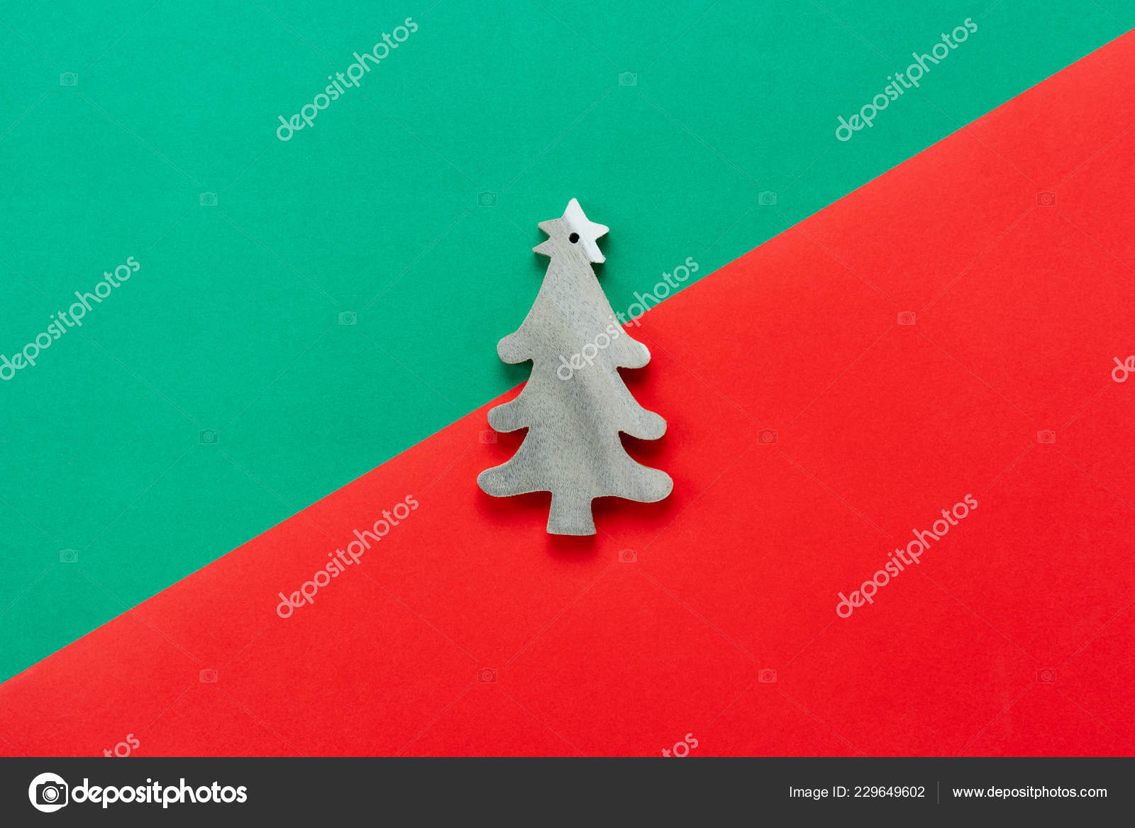 Essential Christmas Decorations.Table Top View Merry Christmas Decorations Happy New Year
