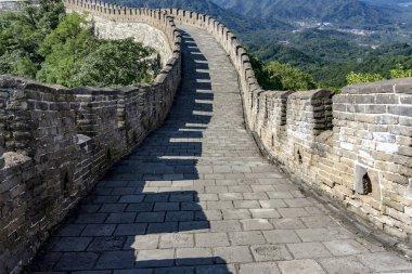 percorsi sulla grande muraglia