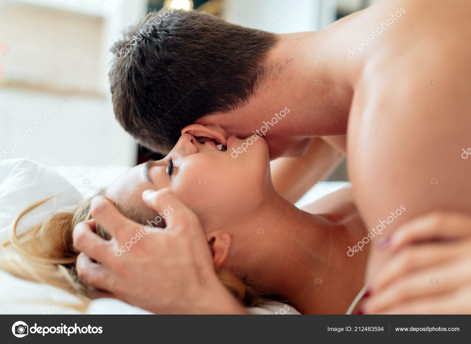 Passionate foreplay