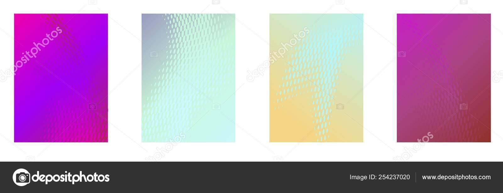 Technologique Collection Annuelle Rapport Design Vectoriel