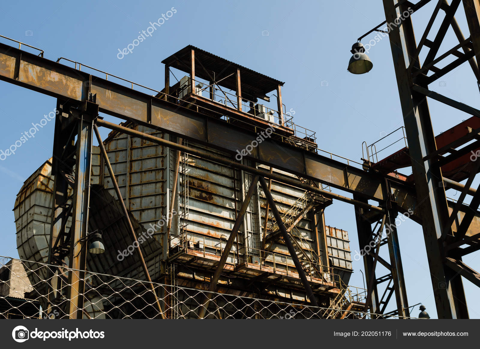 Abandoned Buildings Dolni Vitkovice Industrial Area Ostrava Czech Republic Stock Photo C Vidumg 202051176