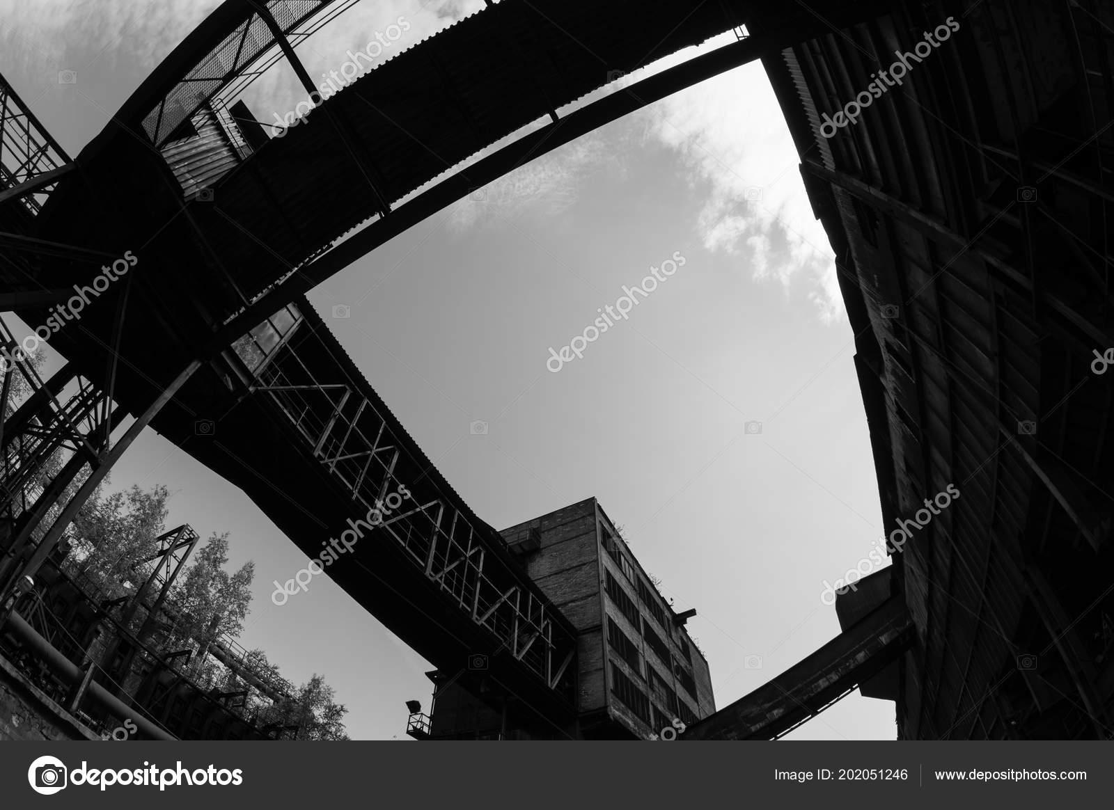 Abandoned Buildings Dolni Vitkovice Industrial Area Ostrava Czech Republic Stock Photo C Vidumg 202051246