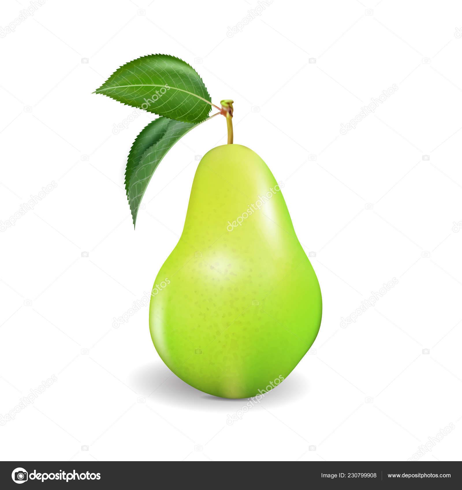 deba438aa5 Realista Pera Pera Verde Bolso Perforación Perforación Bola Saco ...
