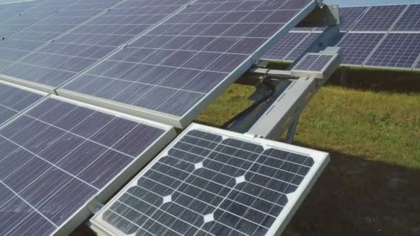 Perspektivní pohled na solární panely