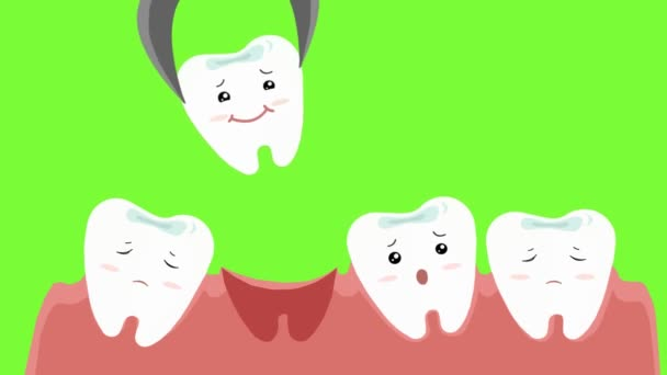 Dental Care - Vector Animation