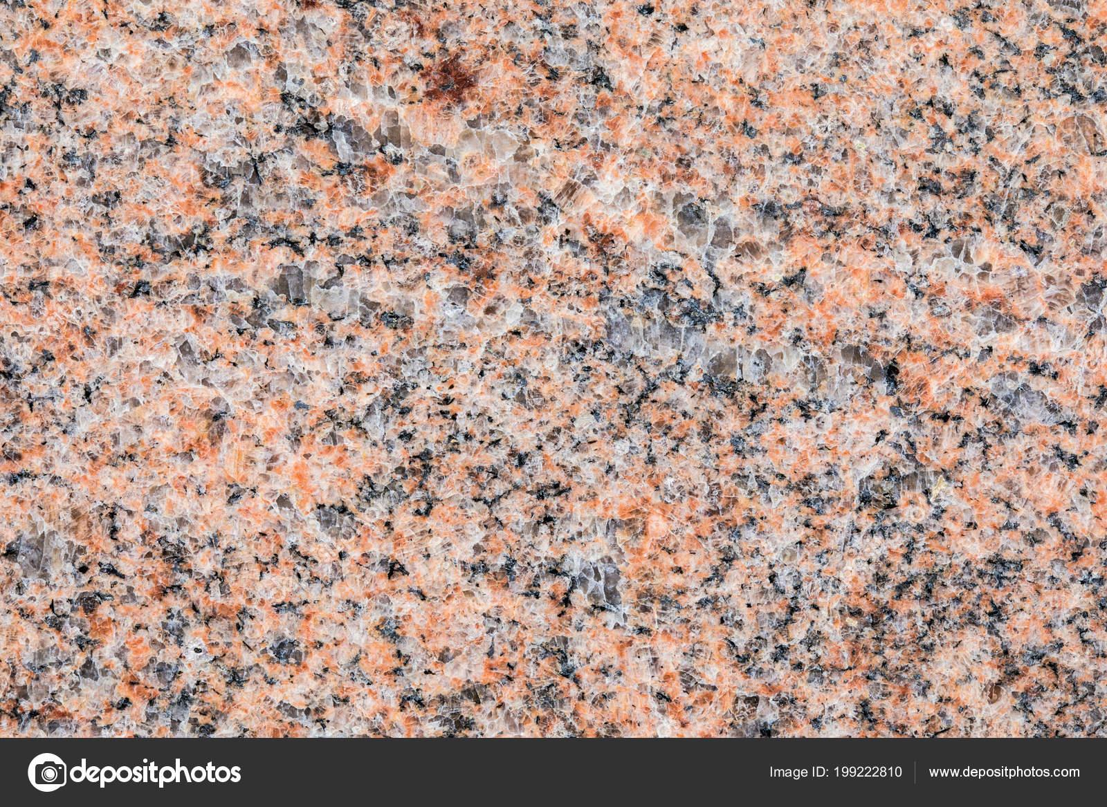 Granit Marmor Oder Basalt Stein Kristall Textur Der Polierte