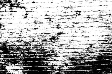 Black and white grunge urban texture vector with copy space. Abstract illustration surface dust and rough dirty wall background with empty template. Distress and grunge effect concept. Vector EPS10.