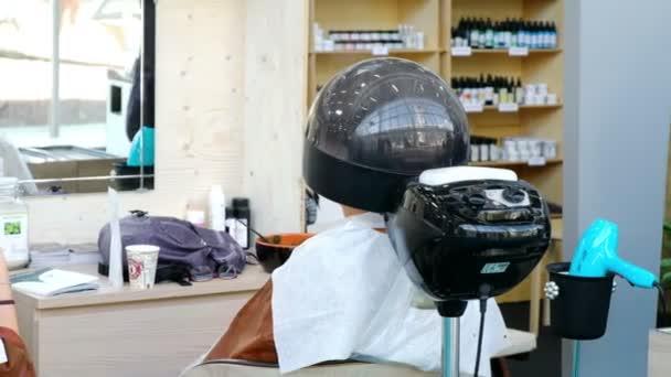 Perm Hair Salon Permanent Hairdresser
