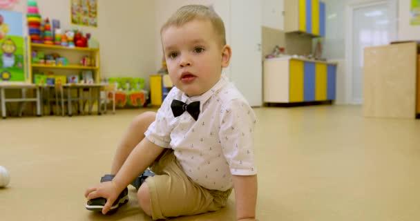 Malý roztomilej kluk
