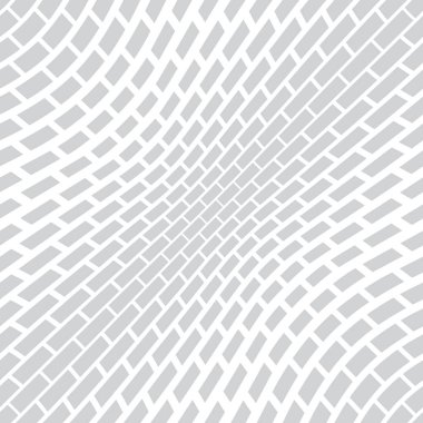 abstract seamless geometric rectangle pattern vector background