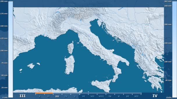 Cartina Italia Con Legenda.Cartina Politica Italia Video Stock Scaricare Video Cartina Politica Italia Royalty Free Depositphotos