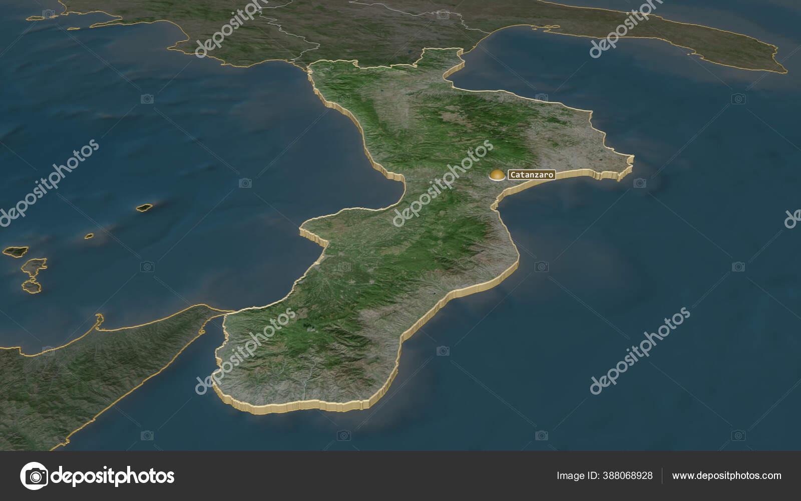 Cartina Calabria Immagini.Cartina Della Calabria Fotografie Immagini Professionali Di Stock Con Licenza Royalty Free