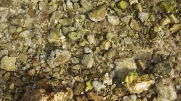 Krásná přirozená moře kamenů a vody