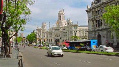 Correos Del Palacio Se Encuentra En Centro Plaza Sibeles