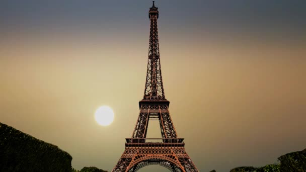 Eiffel Tower, a symbol of Paris France