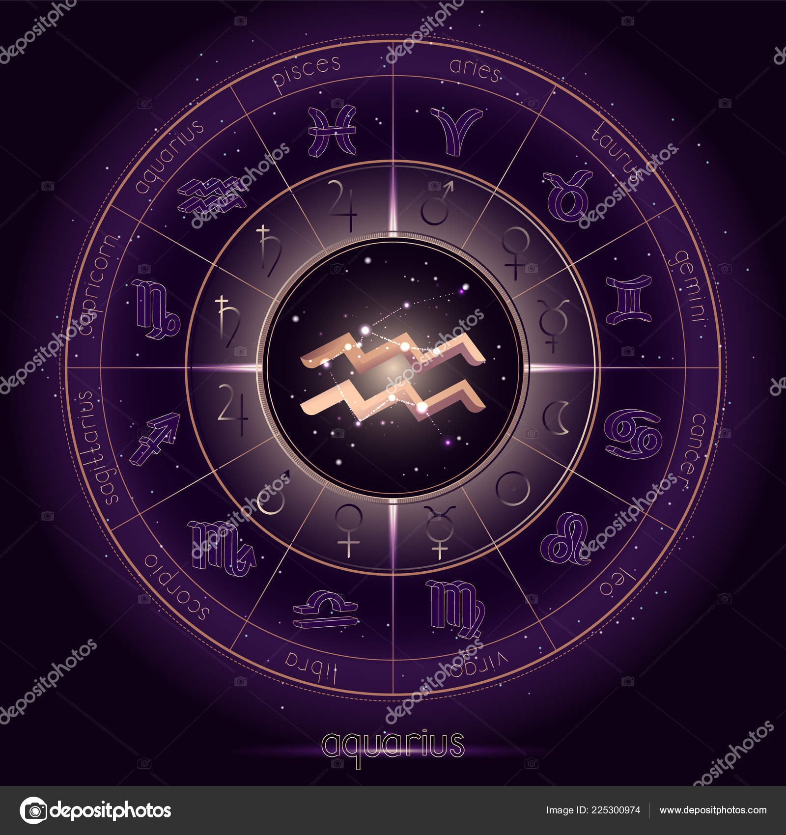 zodiac aquarius horoscope