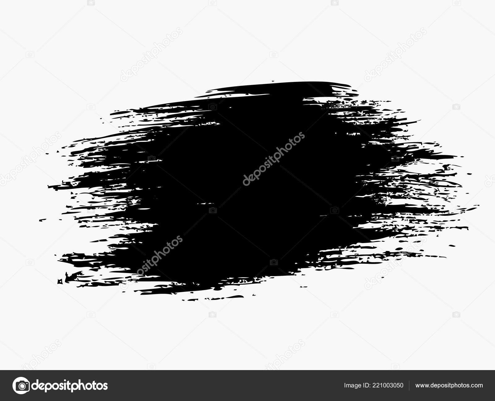 Pincelada Grunge Ilustração Vetorial — Vetor de Stock © Igor_Vkv