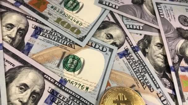 Bitcoin tak dolarové bankovky