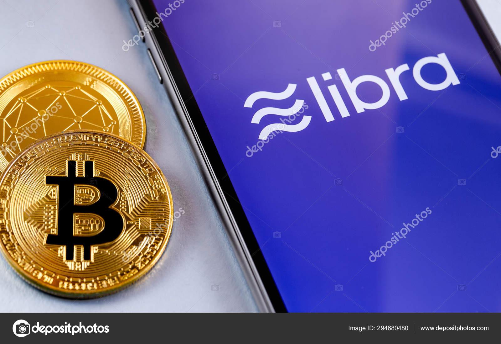 libra cryptocurrency stock
