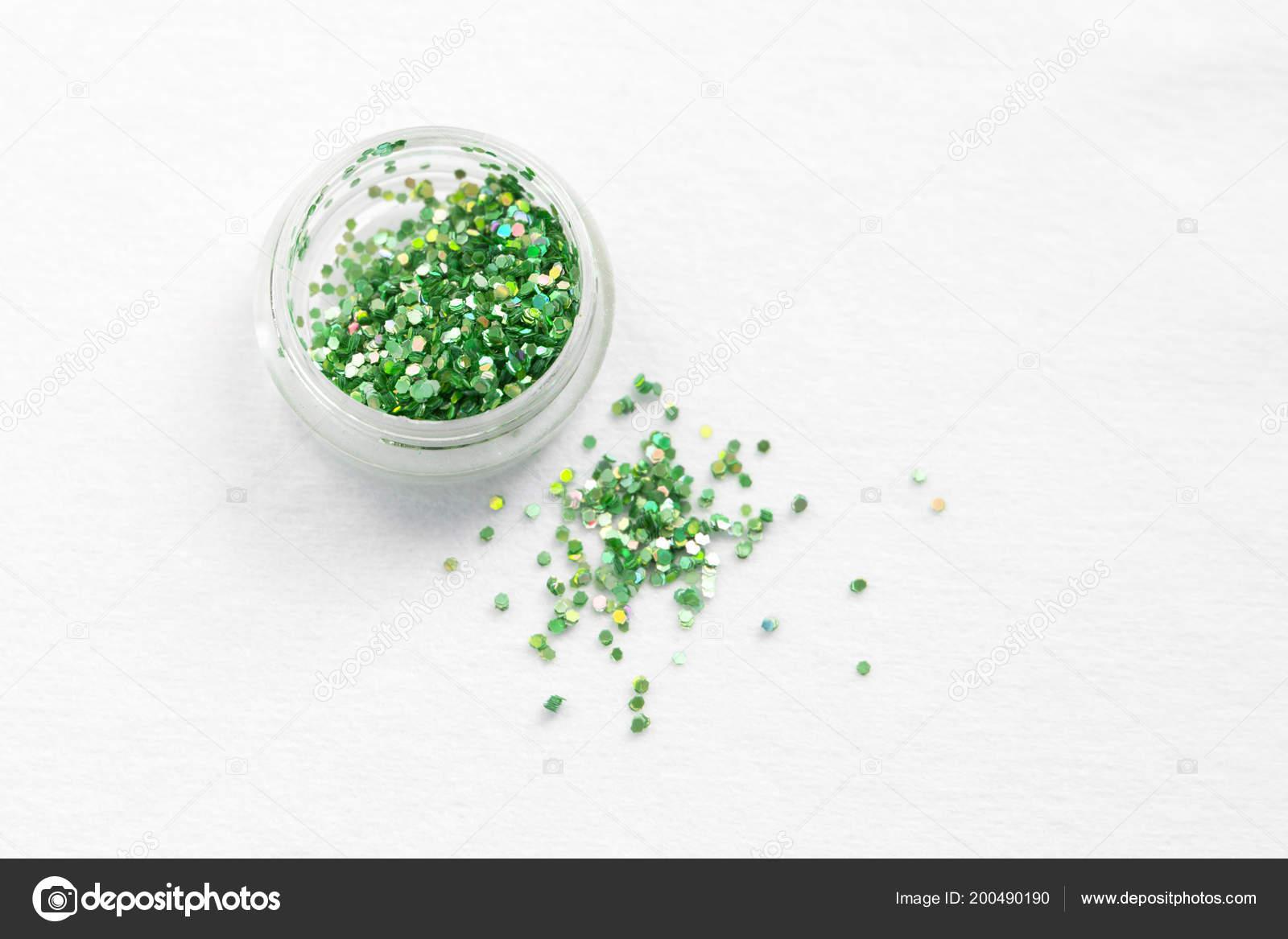 Brillo Lentejuelas Para Diseño Uñas Maquillaje Decoraciones Para ...