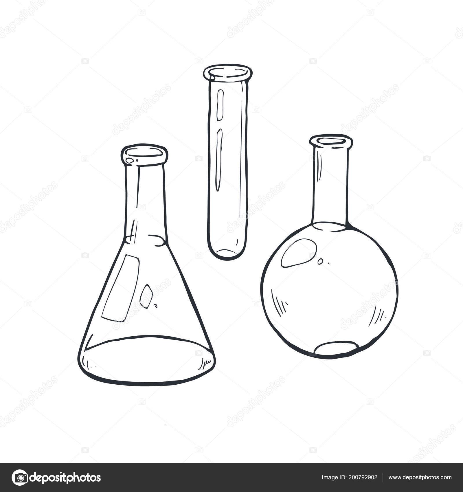 Vaso de precipitado para laboratorio de quimica