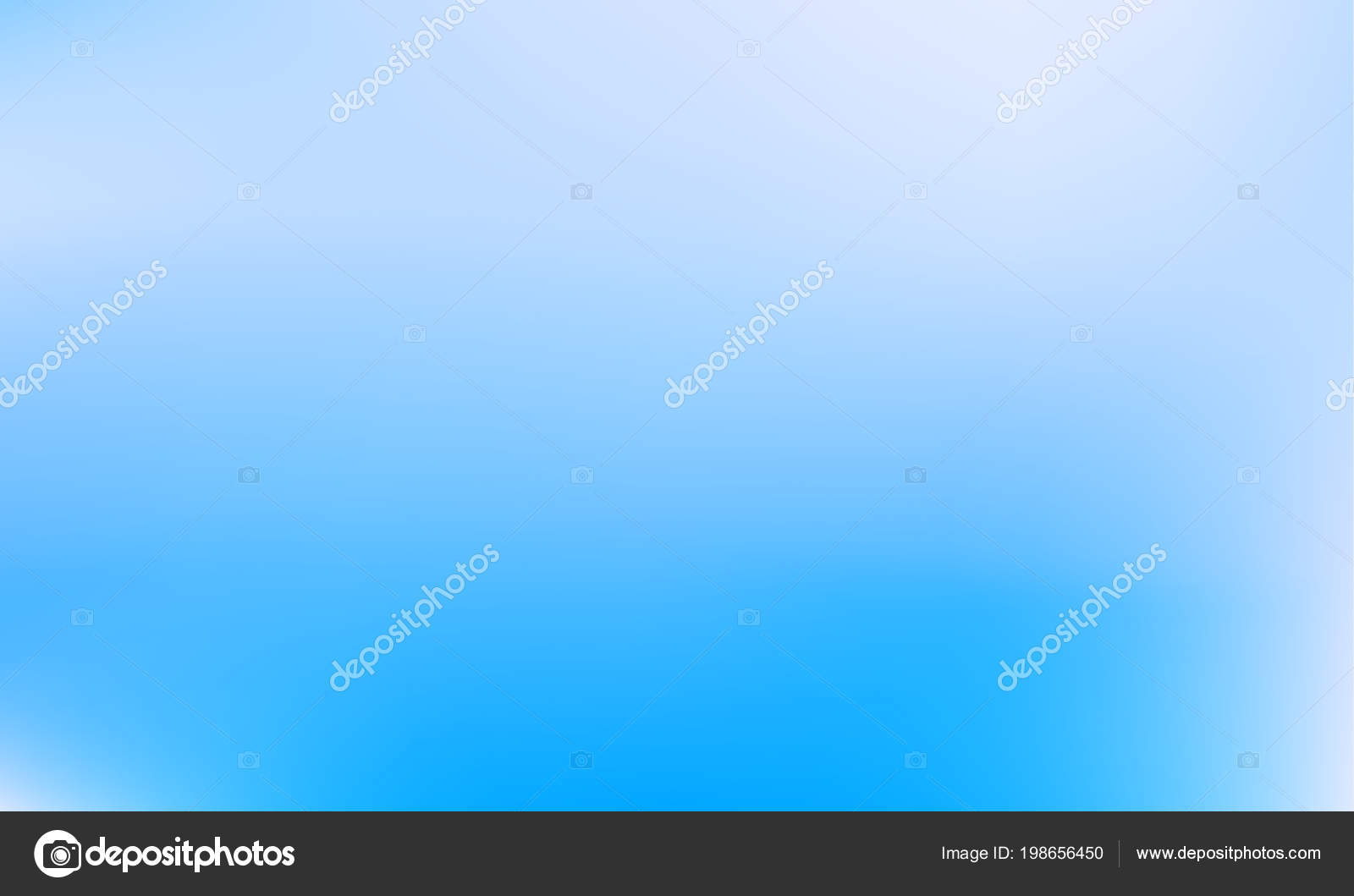 Vibrant Light Blue Gradient Background Style 80s 90s