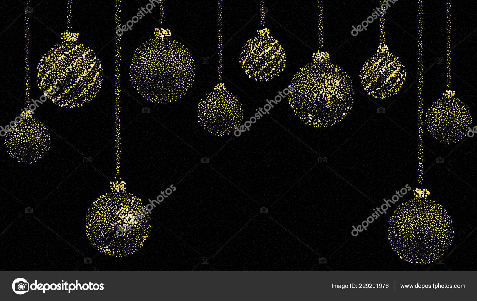 Delightful Christmas Christmas Wallpaper With Balls Formed