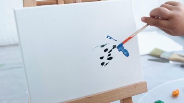 szabadidős art tehetség gyermek rajz absztrakt képet