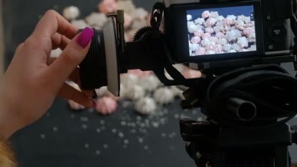 camera screen photography equipment device
