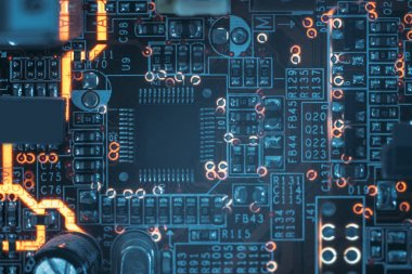 pcb microchip smd component design innovation