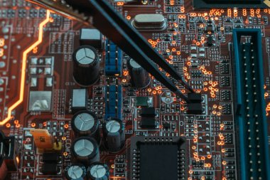 smd electronic components engineer training