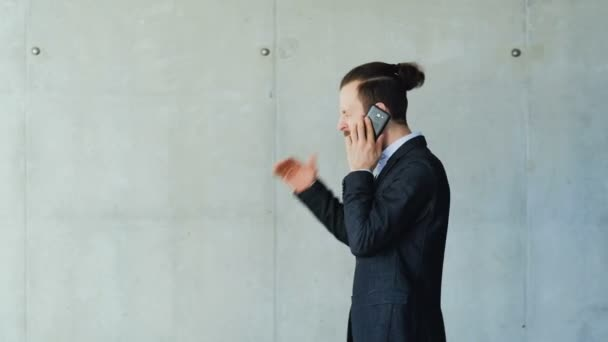 angry pissed off irritate boss scold phone problem