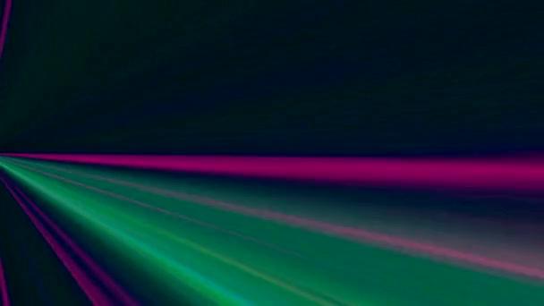 trámy rychlost závodní neonové růžové zelené oslnění