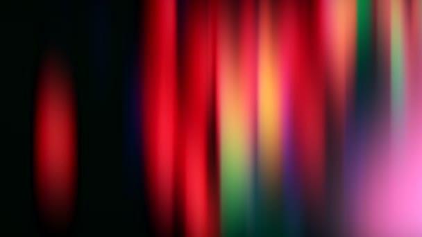 zářivá světla sváteční zář vícebarevná záře